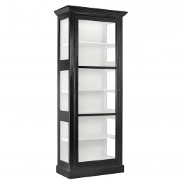 CLASSIC CABINET, SINGLE, BLACK, NORDAL