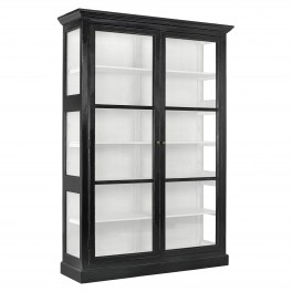 CLASSIC CABINET, DOUBLE, BLACK, NORDAL
