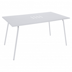 FERMOB TABLE, MONCEAU,146 x 80 CM