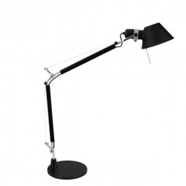 TOLOMEO MINI BORDLAMPE SORT, ARTEMIDE