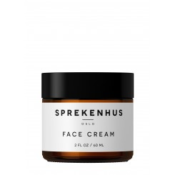 FACE CREME 60 ML, SPREKENHUS
