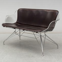 WIRE LOUNGE SOFA, OVERGAARD & DYRMAN