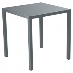 FERMOB INSIDE OUT TABLE 70x70 CM
