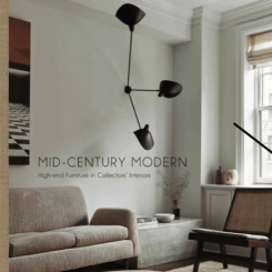 MID-CENTURY MODERN - FURNITURE DESIGN, INTERIOR DESIGN, ARCHITECTURE