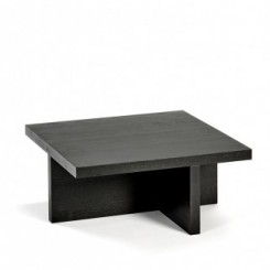 COFFEE TABLE SQUARE BLACK OAK, VINCENT VAN DUYSEN, SERAX