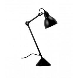 LAMPE GRAS, NO 205, TABLE LAMP, BLACK SATIN