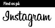 Find os på Instagram